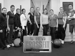 getting fit at the garden city welcoming club s las night out event at crossfit on nassau