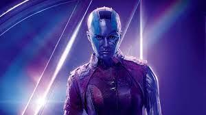 Avengers Infinity War Nebula UHD 4K ...