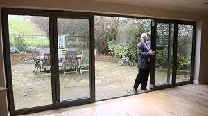 glass door aluminium patio doors wooden aluminum sliding l external bifold folding french for windows and catalogue grey upvc