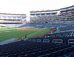 Washington National Seating Chart Views Nationals Park Section 108 Seat Views Seatgeek