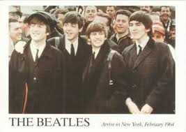 Image result for 1964 The Beatles arrive in New York