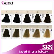 Hair Color Chart For Black Hair Hair Color Swatch Book Manufactuer Strip Shape