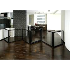 extra wide dog gates indoor uk in freestanding pet gate large autumn matte t97