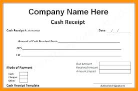 Cash Received Receipt Best Template Cheque Psd Cheques For Presentation Large Getpicksco