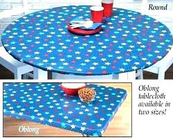 round table cover elastic round vinyl table covers round table cover with elastic round vinyl table