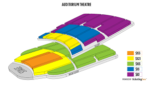Auditorium Theater Seating Chart Shen Yun In Rochester March 7 8 2020 At Rochester