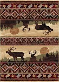 amazing 31 best rugs images on rustic cabins lodges and log within wildlife area rugs popular