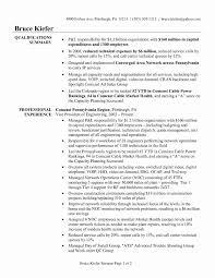 Noc Engineer Resume Sample - A Good Resume Example •