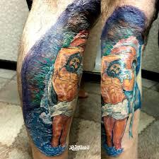 водолей значение татуировок в россии Rustattooru