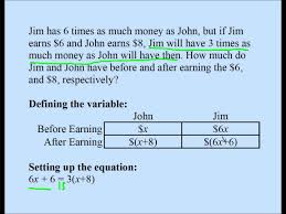 college algebra word problem