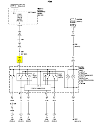 2006 pt cruiser wiring diagram 2006 image wiring 2006 pt cruiser the all the power windows stopped working rear seat on 2006 pt cruiser