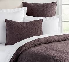 150 best *Bedding > Quilts & Coverlets* images on Pinterest ... & Washed Cotton Quilt, Full/Queen, Napa Grape Adamdwight.com