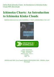 Online Book Ichimoku Charts An Introduction To Ichimoku
