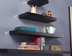 Tesco Floating Shelves shelf Ideal Black Floating Shelf Bampq Favorite Black Floating 4
