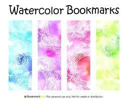 Free Bookmark Templates Free Printable Custom Bookmarks Bookmark Template Templates Te