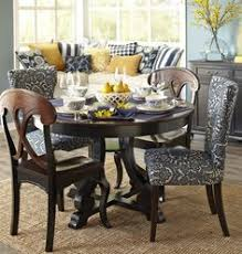 marchella dining table pier one. build your own marchella rubbed black dining collection table pier one