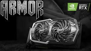 Обзор и тест <b>видеокарты MSI GeForce RTX</b> 2070 Armor 8G ...