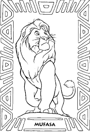 Browse more disney coloring pages lion king wide range wallpapers. Lion King Coloring Page Lion King Art Lion King Drawings Horse Coloring Pages