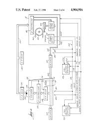 patent us4904916 electrical control system for stairway patent drawing