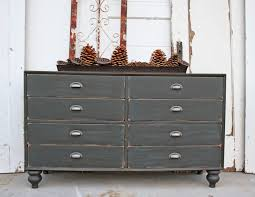 diy old wood dresser makeover made from reclaimed wood