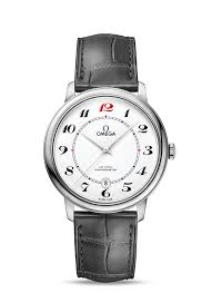omega watches the de ville prestige gents collection co axial 39 5 mm