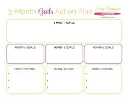Sample Personal Action Plan Awesome Goal Action Plan Template Smart Goal Action Plan Template What Is An