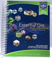 picturesque essential oils desk reference images convention edition good book 4th