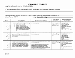 Example Sales Action Plan Sample Action Plan Sample Example Format For Sales Template Salesforce Mini