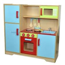china kids wooden pretend kitchen made of natural color plywood with kidkraft accessories uk large pastel wooden kitchen