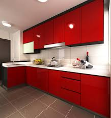 Modern Kitchen Designer Singapore