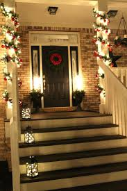 Decorations:Christmas Front Door Decoration With Simple Steps Idea Christmas  Front Door Decoration With Simple