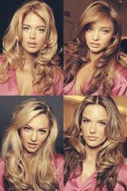 get the look glossy bouncy victoria secret waves