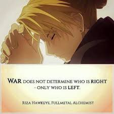 ✨Fullmetal Alchemist Quotes✨ Anime Amino Awesome Anime With Rude Quote