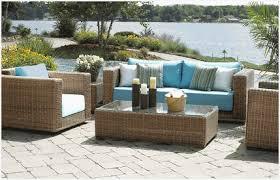 outdoor wicker patio furniture. Outdoor Wicker Resin Furniture » Comfortable Rattan Sofa Patio Httpwww