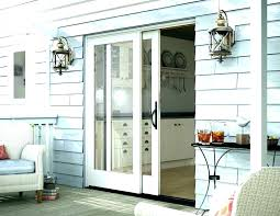 install sliding glass door cost to a pocket costs how exterior doors decorating small spaces