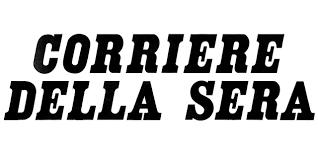 Resultado de imagen de corriere della sera