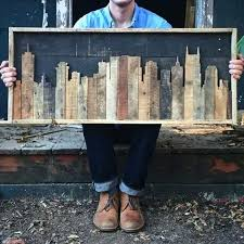 wall decor for men city skyline wood bachelor pad wall art ideas for guys wall decor for mens living room on wall art mens with wall decor for men city skyline wood bachelor pad wall art ideas for