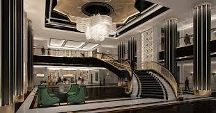 INTRODUCING THE SPECTACULAR BELLAGIO SHANGHAI DESIGNED BY WATG AND Simple Interior Design Shanghai