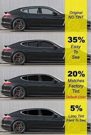 35 window tint comparison. Modren Comparison Automotive Window Tinting In 35 Tint Comparison