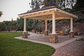 wood patio covers. Contemporary Wood Western Pavers Patio Cover Intended Wood Covers