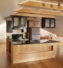 Island For A Small Kitchen 45 Upscale Small Kitchen Islands In Small Kitchens