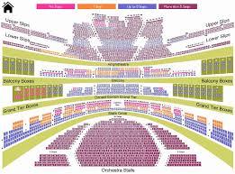 boston opera house interactive seating chart lovely detroit opera house interactive seating chart blackpool opera house