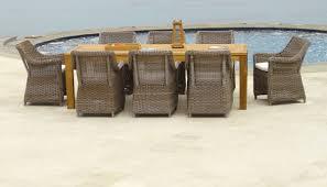 Reclaimed Teak Dining Table Monaco Reclaimed Teak Rectangle Dining Table 175cm