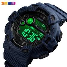 SKMEI Fashion Sport Watch Men Alarm Clock Cowboy ... - Vova