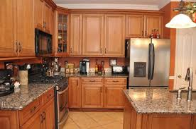 Small Picture Best Countertops for Oak Cabinets Modern Granite Countertops