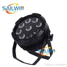 2019 Outdoor 9 18w 6in1 Rgbaw Uv Waterproof Battery Powered Wireless Led Par Light Dj Stage Light Par Projector For Event From Sailwinlighter 120 61