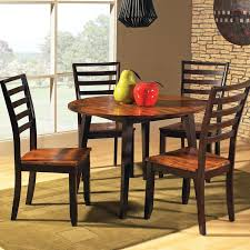 steve silver abaco 5 piece double drop leaf dining table set the steve silver abaco double drop leaf dining set is the master of multi tasking