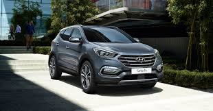 hyundai santa fe suv car hyundai uk book a test drive