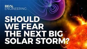 The Grid vs. The Next Big Solar Storm ...