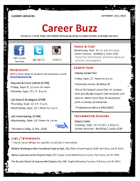 career services nikki sabol career buzz coehs sept 2013